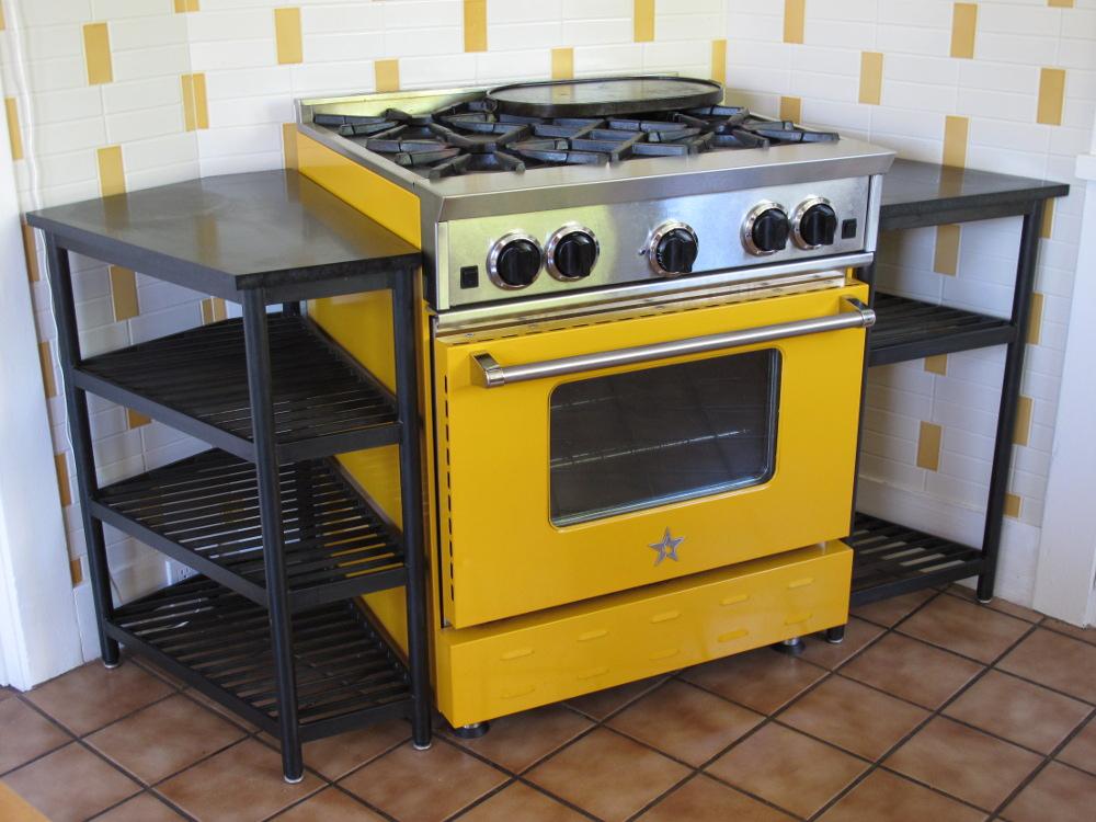 Custom Kitchen Tables Fusion Metals